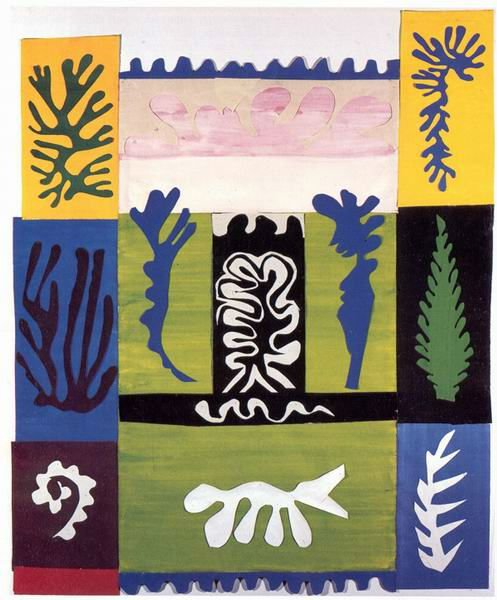 Anfitrite-henri-matisse-100-Hand-Painted-Oil-Painting-Repro-Museum-Quality-Gift