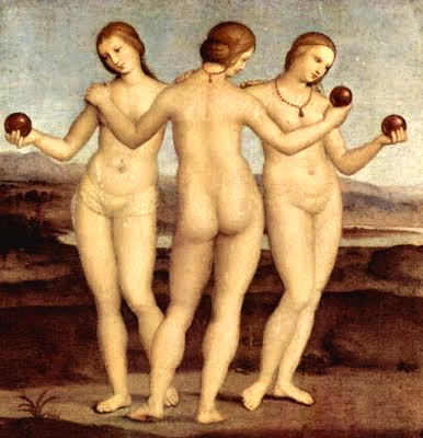 The Three Graces 1504-05