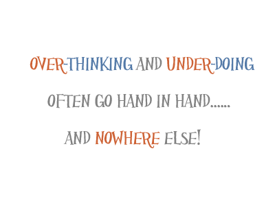 Quote-about-overthinking