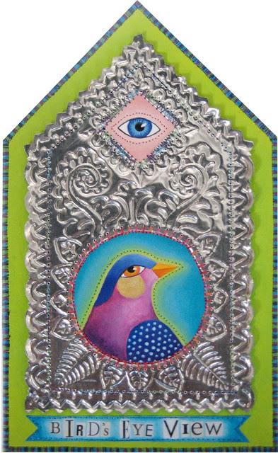 Birds eye crop